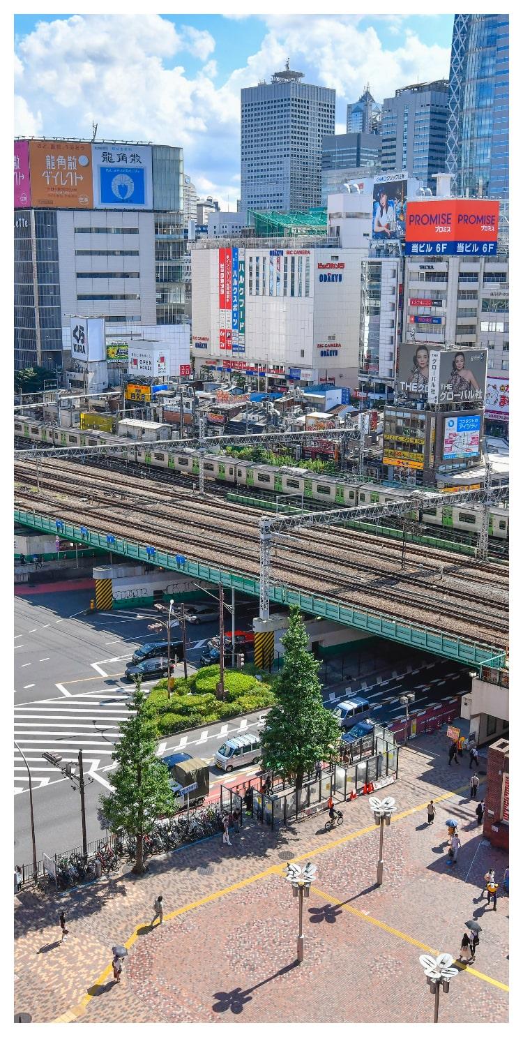 新宿メトロ メインビジュアル